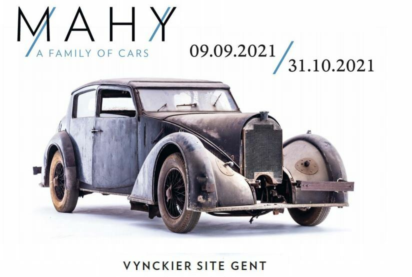 Mahy - a Family of Cars